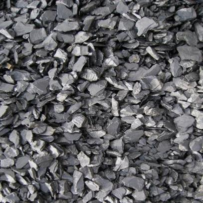 Black Slate Scree 20-40mm