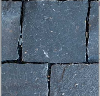 Black Basalt Cropped Sett