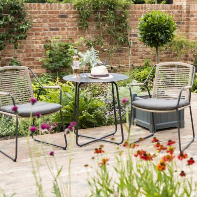 Scandic Bistro set with 73cm Table