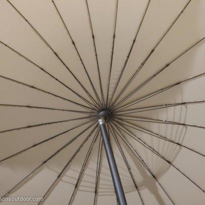 Shanghai 300cm Parasol