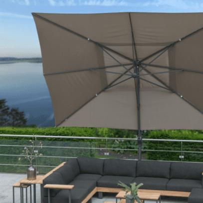 Hacienda Premium 300x400cm Parasol