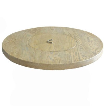 Sarin Wood Effect Table Top and Lid Set