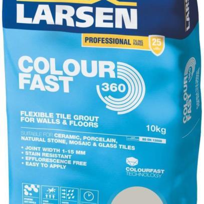Larsen Tile Grout 10kg