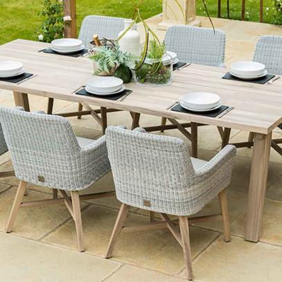 Derby Teak Dining Table 3m x 1m